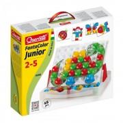 Quercetti FantaColor Junior - Joc mozaic, 48 piese