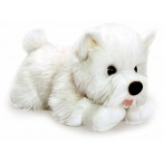 Hond knuffel Westie (West Highland white terrier)