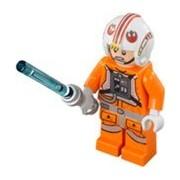 Lego Star Wars Luke Skywalker Snowspeeder Pilot Minifigure