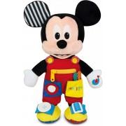 Jucarie de plus educativa Baby Mickey Mouse Disney Baby