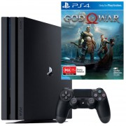 Consola PlayStation 4 Pro 1TB Bundle God Of War