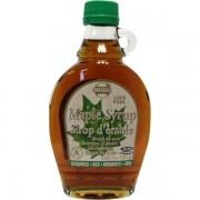 Terrasana bio ahornsiroop maple syrup klasse A in glazen karaf - 500ml