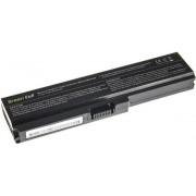 Baterie Laptop Green Cell PA3817U-1BRS pentru Toshiba Satellite C650, C650D, C655, C660, Li-Ion 6 celule