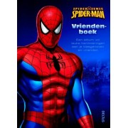 Deltas Spiderman spider sense vriendenboek