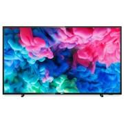 Televizor LED Philips 43PUS6503/12, Smart TV, 108 cm, Ultra HD 4K, Negru