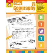 Daily Geography Practice Grade 3: EMC 3712, Paperback/Evan-Moor Educational Publishers