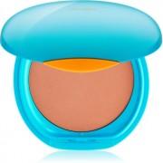 Shiseido Sun Care UV Protective Compact Foundation base compacta resistente à água SPF 30 tom Dark Beige 12 g