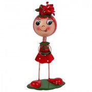 Wonderland Strawberry Girl With Hollow Head Home Decor Garden Decor pot planter decoration return gift