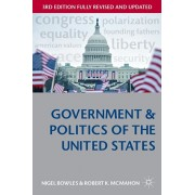 Government and Politics of the United States, Paperback/Robert K. McMahon