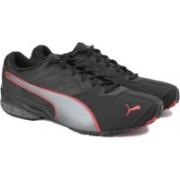Puma Tazon 6 DP Running Shoes For Men(Black)