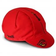 【セール実施中】【送料無料】SUPERCORSA CAP Rosso Ferrari サイクルキャップ