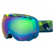 Bolle Маска Emperor Blue & Green Plaid Green Emerald 21305