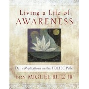 Living a Life of Awareness. Daily Meditations on the Toltec Path, Paperback/Don Miguel, Jr. Ruiz