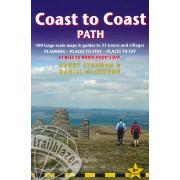 Wandelgids Coast to Coast Path: St Bees to Robin Hood's Bay   Trailblazer