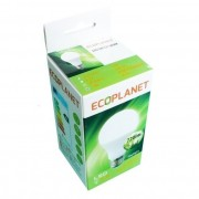 Bec cu LED Ecoplanet A60 9W, E27, 2700K lumina calda (ECOPLANET)