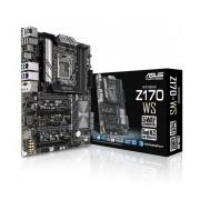 Tarjeta Madre ASUS Z170-WS Workstation, S-1151, Intel Z170, USB 3.0, 64GB DDR4, para Intel ― Requiere Actualización de BIOS para trabajar con Procesadores de 7ma Generación