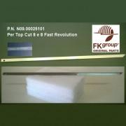 LAMA PER TAGLIO AUTOMATICO TESSUTI FK GROUP - FK SYSTEMA TOP CUT 8 CM