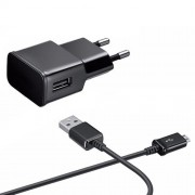 Incarcator microUSB HTC EVO Shift 4G 2000mAh In Blister Negru