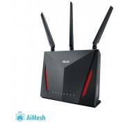 Asus gigabitni bežični router RT-AC86U Dual-band WiFi AC2900