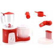 Set de plastic compus din blender, mixer si storcator de fructe cu 2 viteze