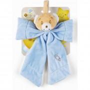 Plush company babycare orsetto fiocco nascita 07427