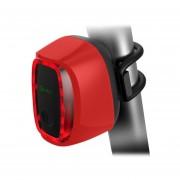 Meilan X6 Smart Switch 6 Flash Modelos De Bicicletas Luz Trasera (rojo Recargable Lámpara De Cola)
