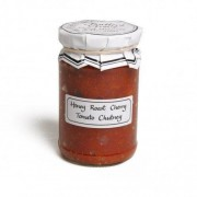 Dille&Kamille Chutney, tomate-cerise grillée et miel, 300 grammes