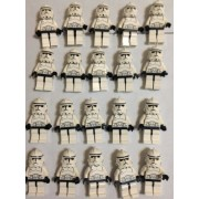 Twenty Clone Troopers- Star Wars Lego