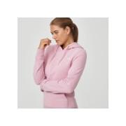 Tru-Fit Pullover Hoodie - XS - Pink Haze Marl