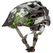 Abus Kaciga MountX-grey camouflage M dečja kaciga (636)