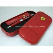 Bolígrafo Ferrari modelo Maranello