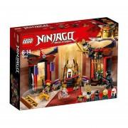 DUELO EN LA SALA DEL TRONO LEGO 70651
