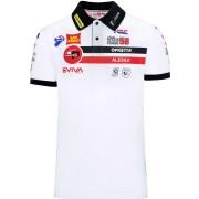 GP-Racing Sic58 Replica Camisa pólo Preto Branco M