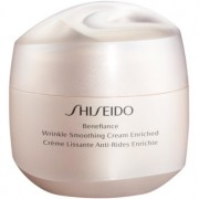 Shiseido Benefiance Wrinkle Smoothing Cream Enriched дневен и нощен крем против бръчки за суха кожа 75 мл.