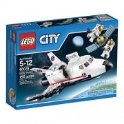 """155 Pieces, Utility Shuttle Building Kit, 2"""" H x 7"""" L x 7"""" W"""