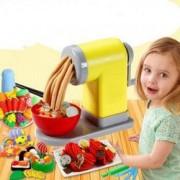 Set plastelina Lary Toys masina de facut paste