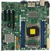 Supermicro MBD-X10SRM-TF-O Server Motherboard Intel Chipset, Socket LGA 2011-v3, Retail Pack, Micro ATX, 1 x Processor Support, 512 GB DDR4 SDRAM Maximum RAM, 1.87 GHz, 2.40 GHz, 1.60 GHz, 2.13 GHz