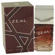 Ajmal Zeal Eau De Parfum Spray 3.4 oz / 100.55 mL Men's Fragrances 538904