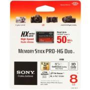 Sony Memory Stick Pro HG Duo HX 8GB Class 4