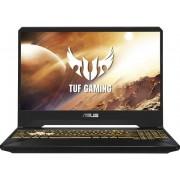 "Laptop Gaming Asus TUF FX505DV-AL004 (Procesor AMD Ryzen 7 3750H (4M Cache, up to 4.00 GHz), 15.6"" FHD, 8GB, 512GB SSD, nVidia GeForce RTX 2060 @6GB, Negru)"
