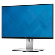 "Monitor IPS LED Dell 23.8"" U2417HJ, Full HD (1920 x 1080), HDMI, DisplayPort, USB 3.0, 8 ms (Negru/Argintiu)"