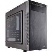 Carcasa Carbide 88R, MiddleTower, Fara sursa, Negru