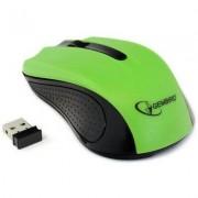 GEMBIRD Mysz bezprzewodowa GEMBIRD MUSW-101-G Zielono-czarny