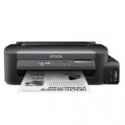 Мастиленоструен принтер Epson WorkForce M100, монохромен, 1440x720 dpi, 34стр/мин, Lan, USB, A4