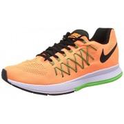 Nike Men's Air Zoom Pegasus 32 Orange Running Shoes - 10 UK/India (45 EU)(11 US)(749340-803)
