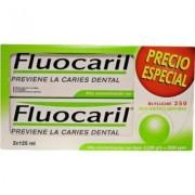 Fluocaril Pasta dental bi-fluoré pack 2 unidades, 125 un