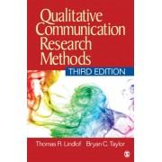 Unknown Thomas R. Lindlof - Qualitative Communication Research Methods