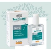 Dr. Müller Tea Tree Oil 100%-os eredeti ausztrál teafaolaj 30ml