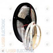 Striscia Bianco Freddo 6500K LED SMD2835 Stagna da Immersione IP68 5MT Alta Luminosità 25W