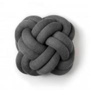 Design House Designtorget Kudde Knot grå